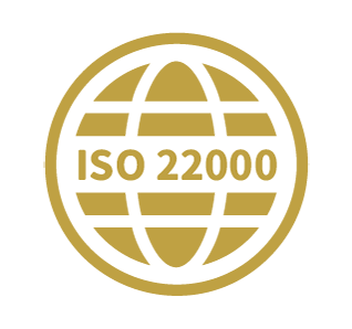ISO22000認證合格